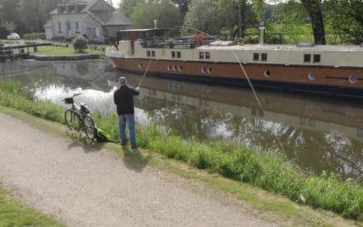 Un pêcheur pas comme les autres